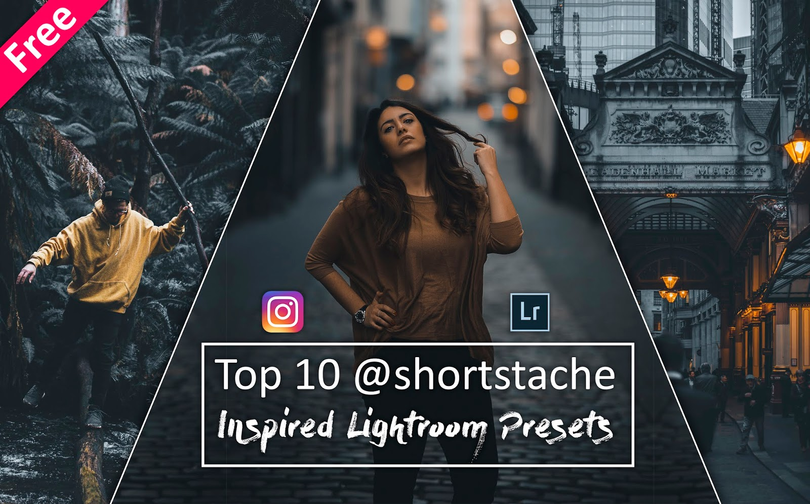 Get Top 10 @shortstache Inspired Lightroom Presets for Free | How to Edit Photos Like @shortstache in Lightroom