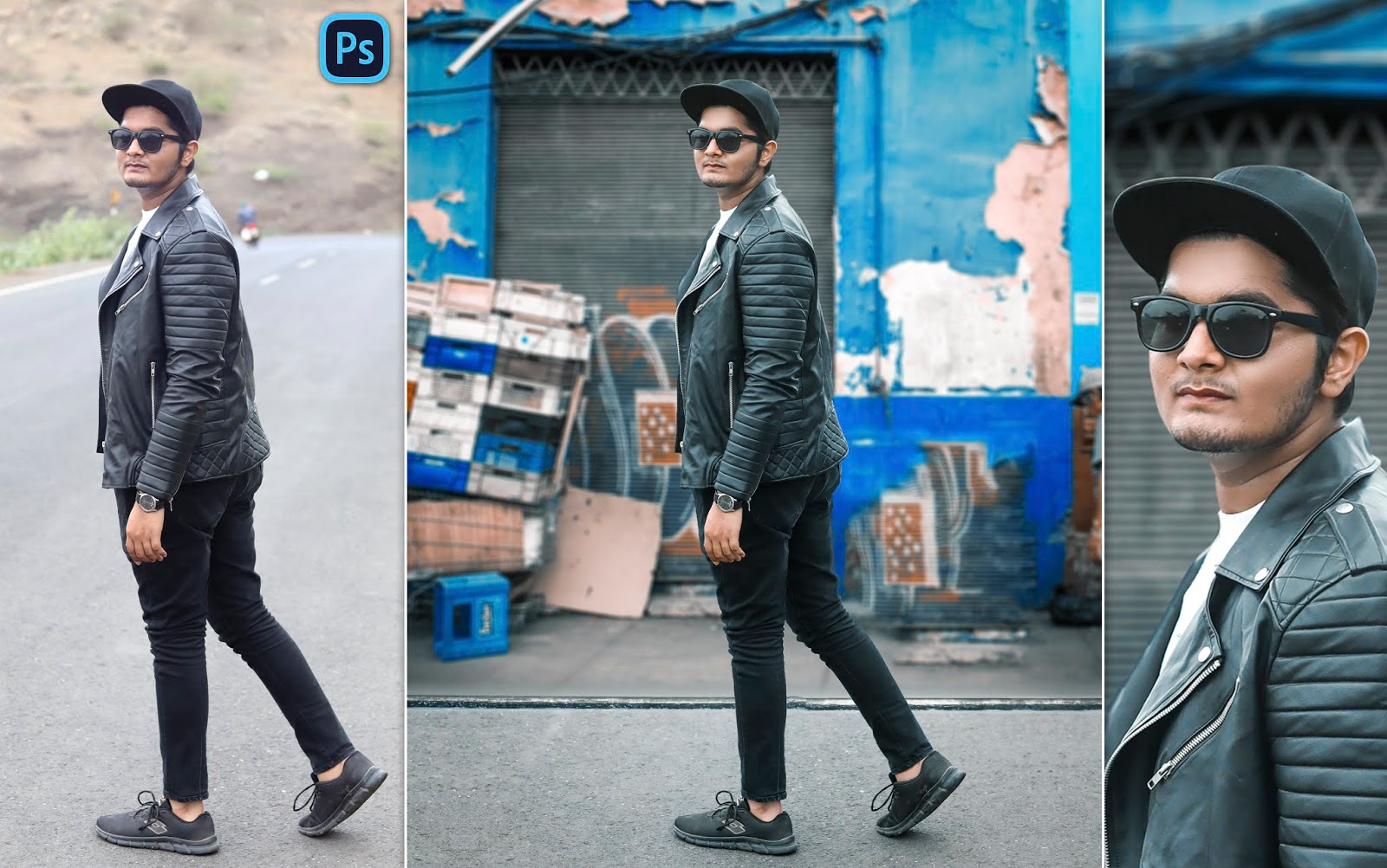Instagram Creative Stylish Photo Editing in Photoshop | Instagram Style Realistic Photo Manipulation in Photoshop with Cinematic Color Grading