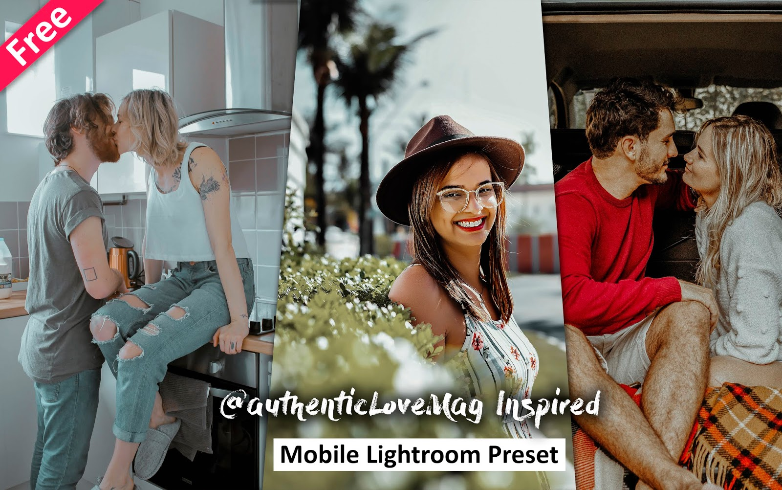 Download AuthenticLoveMag Inspired Mobile Lightroom Preset for Free   How to Edit Photos Like AuthenticLoveMag in Mobile Lightroom App