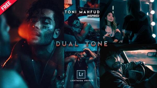 Download Toni Mahfud Dual Tone Lightroom Preset of 2020 for Free | Toni Mahfud Dual Tone Lightroom Preset Pack of 2020 Download free