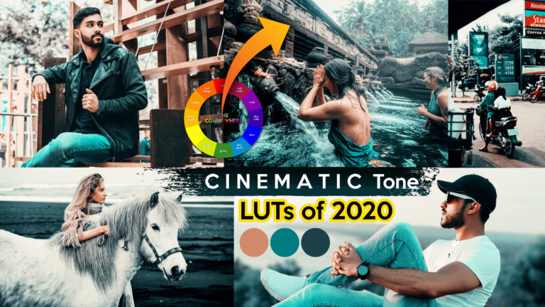 Download Cinematic Tone LUTs of 2020 for Free   Best Cinematic LUTs of 2020 Free Download   Cinematic Movie LUTs free Download   How to Make Photos Cinematic with LUTs