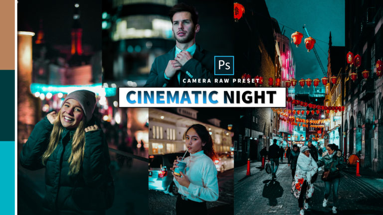 Download Cinematic Night Camera Raw Preset of 2020 for Free | Cinematic Night Camera Raw Preset of 2020 Download free