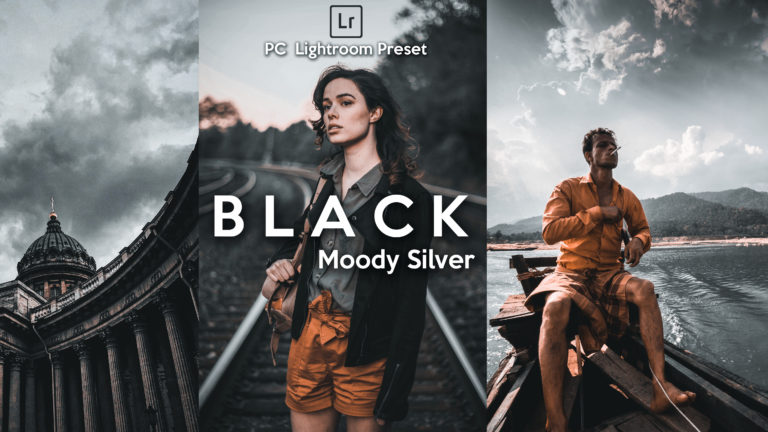 Download Black Moody Silver Lightroom Presets of 2020 for Free | Black Moody Silver Desktop Lightroom Presets | How to Edit Like Black Moody Silver Colorgrading