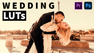 Download Free Wedding LUTs   How to Colorgrade Wedding Photos & Videos in Photoshop & Premiere Pro