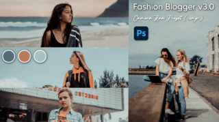 Download Fashion Blogger v3.0 Camera Raw XMP Preset of 2020 for Free | Fashion Blogger v3.0 Camera Raw Preset of 2020 Download free XMP Preset | How to Edit Like Fashion Blogger Effect