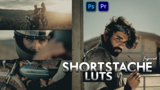 Download Free Shortstache Inspired LUTs | How to Colorgrade Photos & Videos Like Shortstache in Photoshop & Premiere Pro